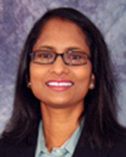 Dr. Latha Alaparthi, Chair, Communications