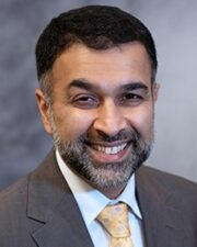 Dr. Nadeem Baig, Chair, Communications